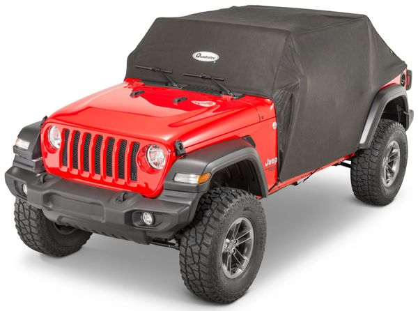 Quadratec Softbond 5-Layer Cab Cover for Jeep Wrangler Unlimited