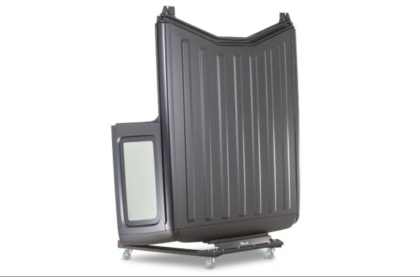 Quadratec QJW-JL-HTC Deluxe Heavy Duty Hardtop Storage Cart for 07-21 Jeep Wrangler JL & JK
