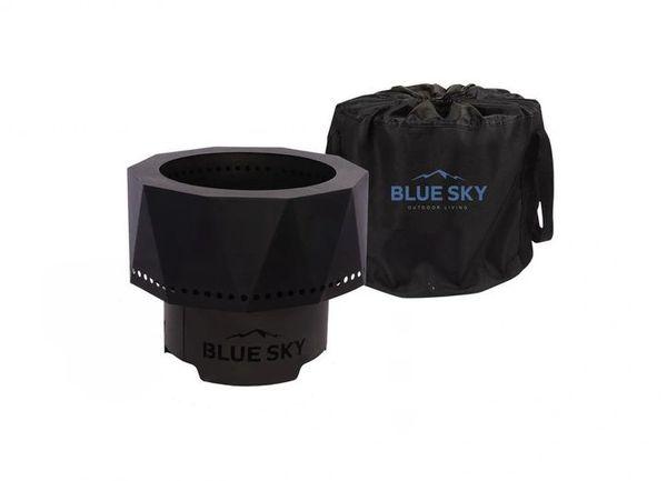 Blue Sky Pellet Smokeless Portable Fire Pit