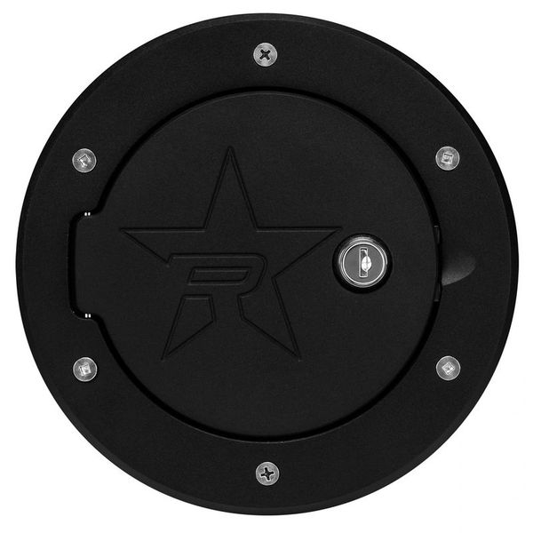 Rolling Big Power RBP-6034KL-RX2 RX-2 Locking Fuel Door for 18-21 Jeep Wrangler JL