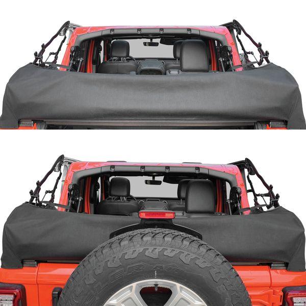 Smittybilt 700235 Soft Top Storage Boot for 18-21 Jeep Wrangler JL