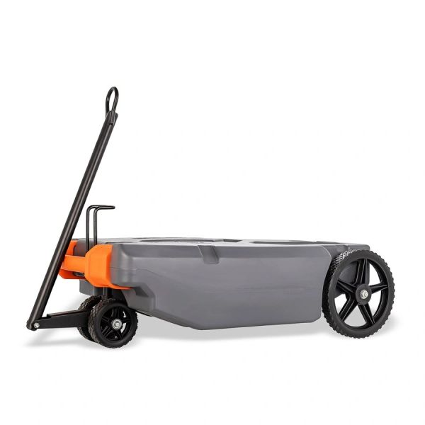 Camco Rhino Tote Tank with Steerable Wheels, 28 Gallon 39005