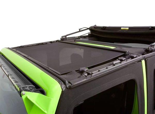 Bestop Retractable Sunshade for 07-18 Jeep Wrangler JK