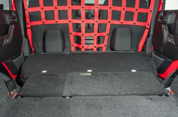 Dirtydog Trench Cover for 07-18 Jeep Wrangler