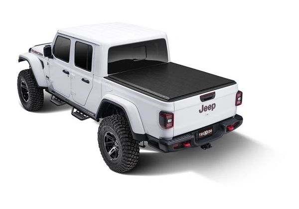 Truxedo Lo Pro - 20-Current Jeep Gladiator JT w/ or w/o Trail Rail System 523201