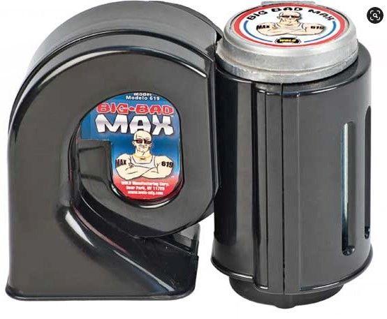 WOLO Big Bad Max Model 619 Air Horn