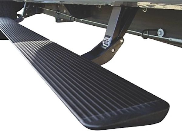 AMP Research Powerstep RUNNING BOARDS 15-16 F150 PLUG AND PLAY POWERSTEP W/LIGHT KIT