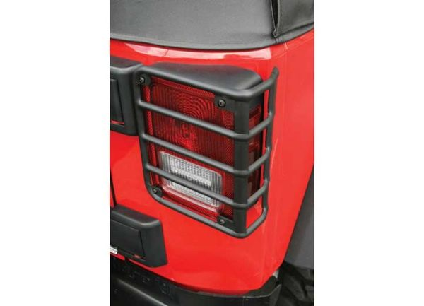 RUGGED RIDGE TAILLIGHT GAURDS 07-18 JEEP WRANGLER 11226.02