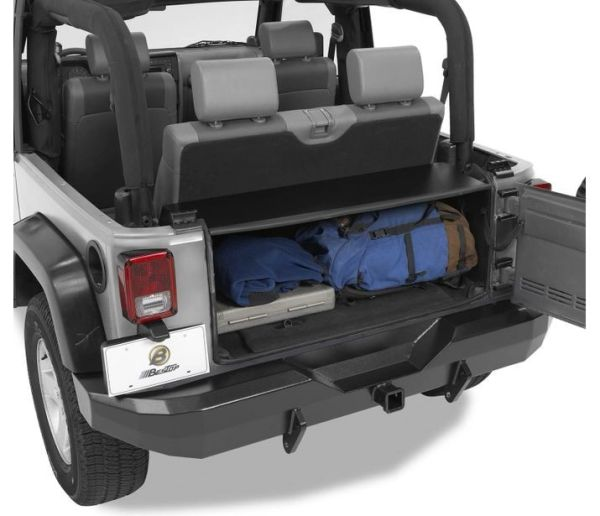BESTOP INSTA TRUNK for 11-16 Jeep Wrangler 4270401