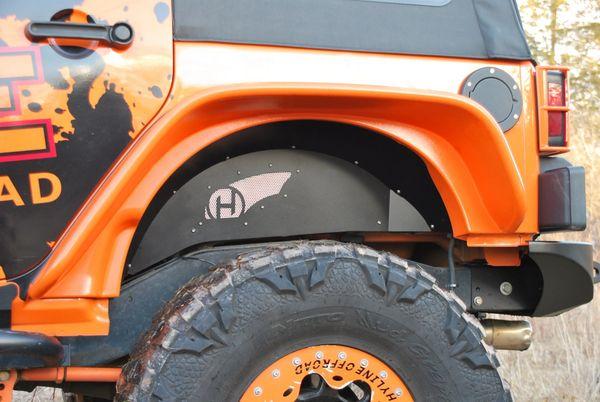 Hyline JK Rear Inner Fender Liners