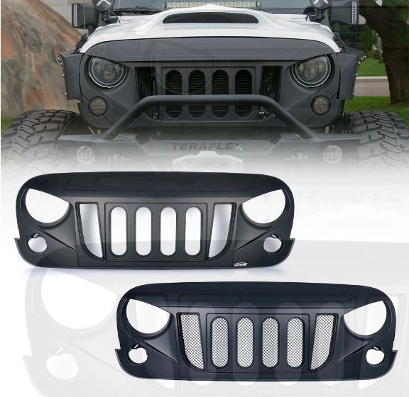Transformer Grille for Jeep Wrangler 2007-2018 JK/JKU