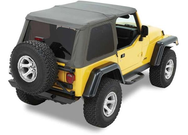 TREKTOP NX Soft Top 97-06 Jeep Wrangler