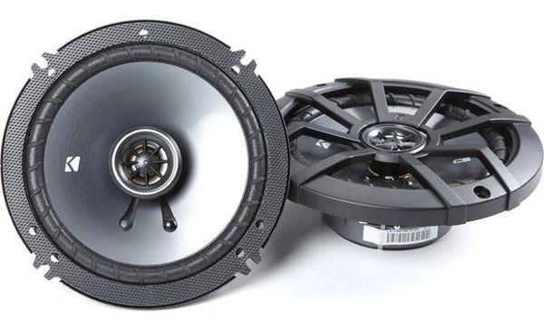 "Kicker 43CSC654 6-1/2"" 2-way car speakers"
