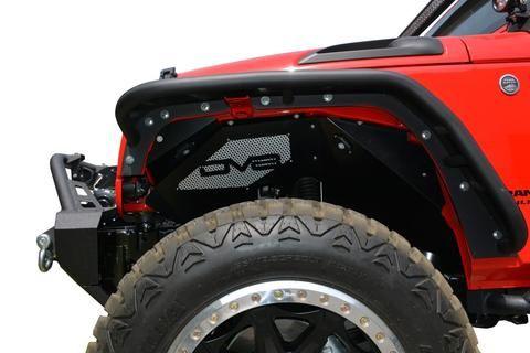 DV8 INNER FENDERS (FRONT) Jeep Wrangler