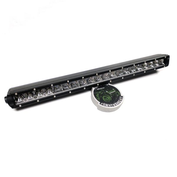 UBLights Slim Line Single Row Light Bar- noise reduction- Select a size