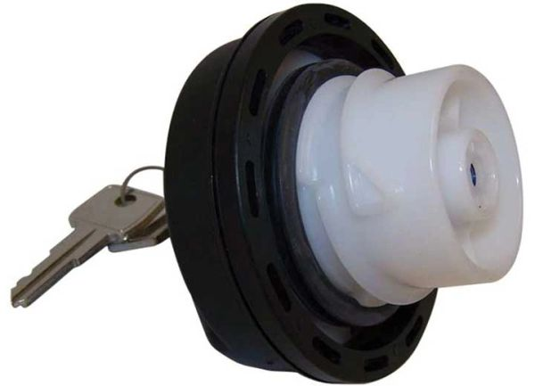 Crown Automotive Locking Gas Cap Jeep 5015636AA