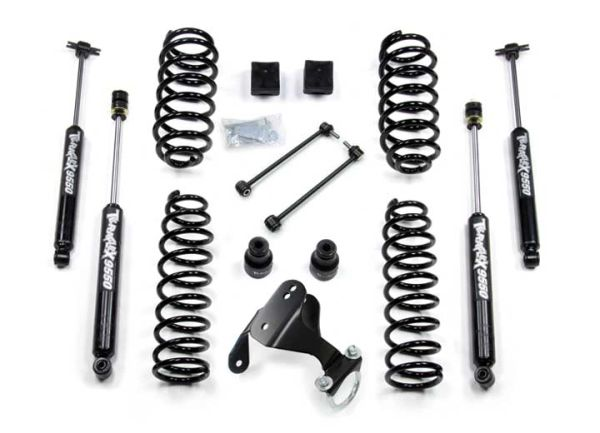 "TeraFlex JK 2-DOOR 2.5"" LIFT KIT W/ 9550 SHOCKS"