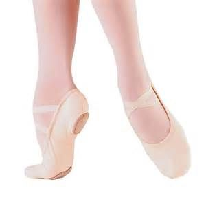 SO DANCER STRETCH CANVAS BALLET SHOE