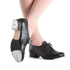 BLOCH JAZZ TAP SHOES