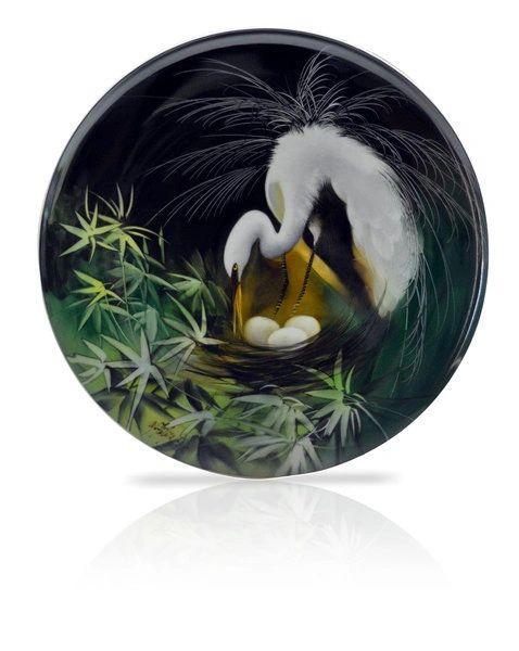 sku#6001 Egret Study #2