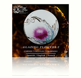 sku#7202 Thistles - DVD - Flower 2
