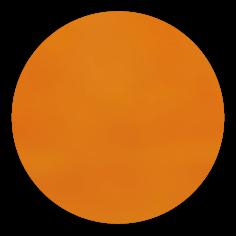 sku#2300 Bright Orange , paint - 6 grams