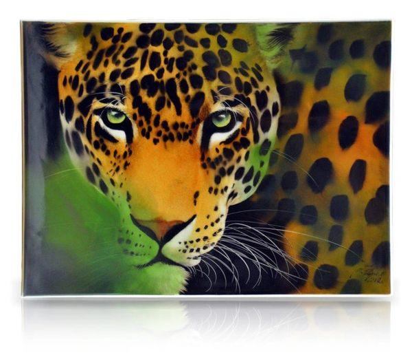 sku#6002 Leopard Study #3