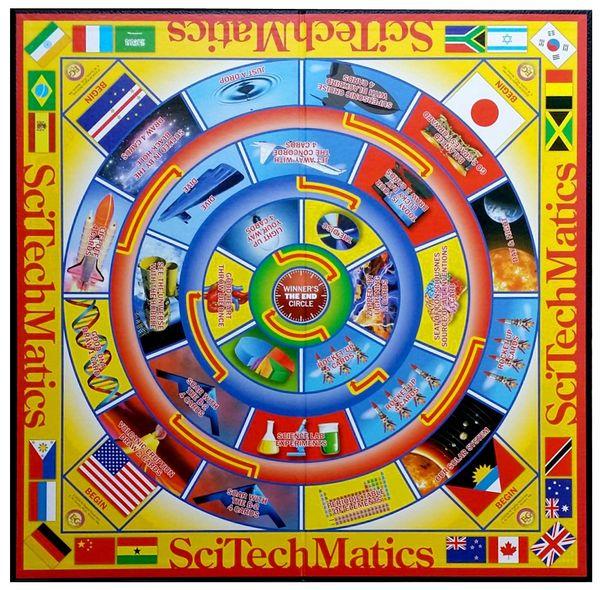 SciTechMatics