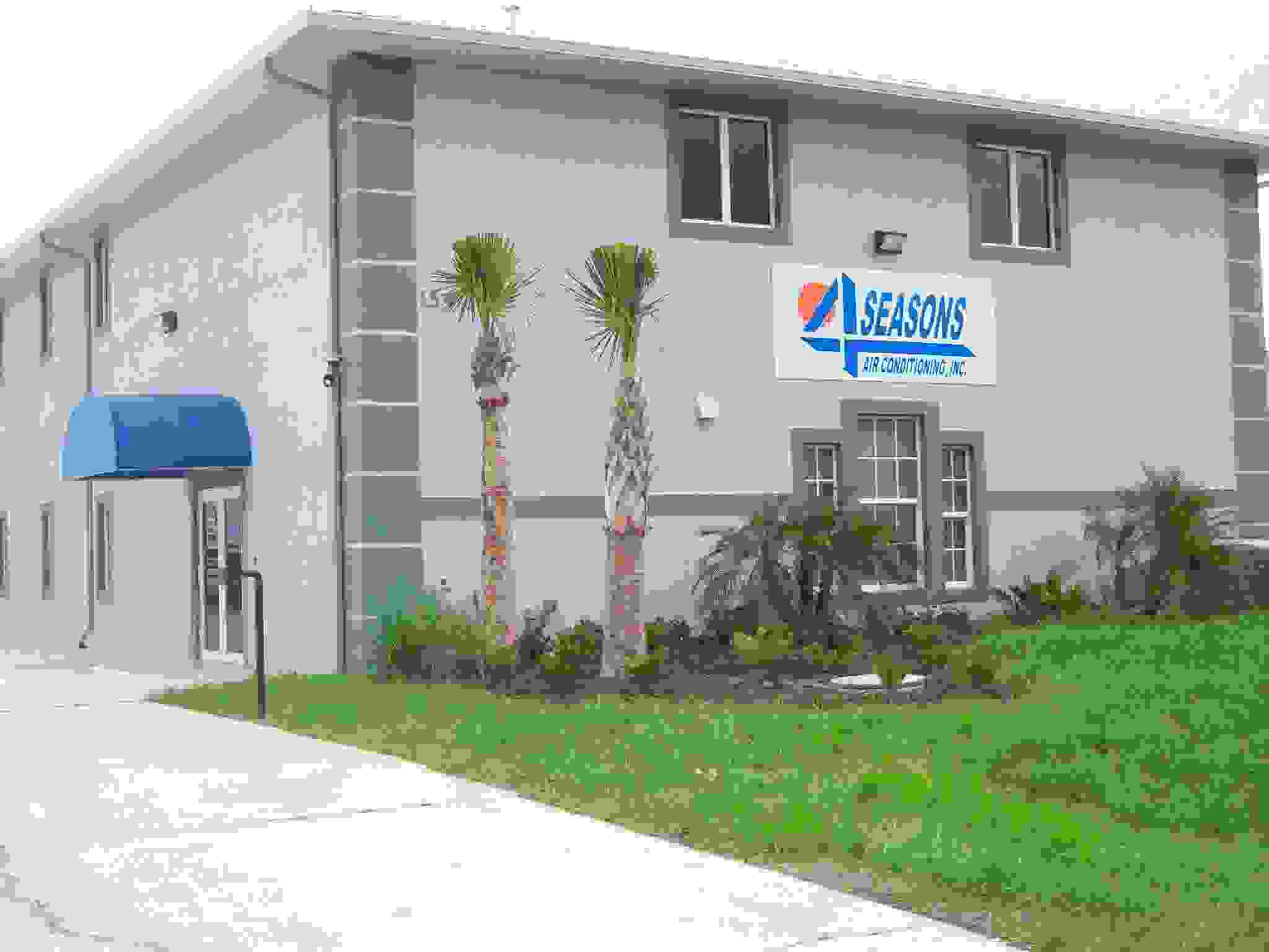 Four Seasons Air Conditioning, Inc. 1592 Market Circle, Port Charlotte, FL 33953