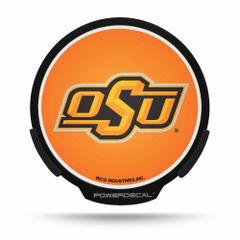 Oklahoma State Cowboys LED Window Decal Light Up Logo Powerdecal NCAA