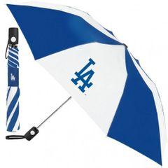 "Los Angeles Dodgers Automatic Push Button Umbrella 42"" MLB Licensed"