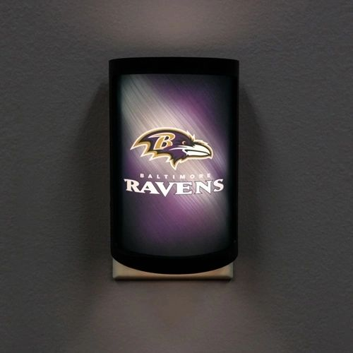 Baltimore Ravens LED Motiglow Night Light NFL Party Animal