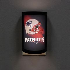 New England Patriots LED Motiglow Night Light NFL Party Animal