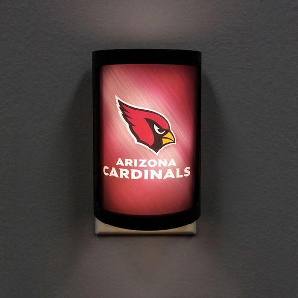 Arizona Cardinals LED Motiglow Night Light NFL Party Animal