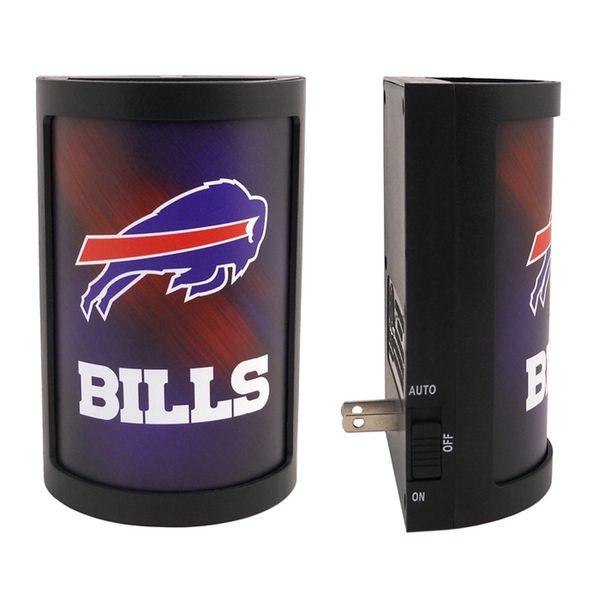 Buffalo Bills LED Motiglow Night Light NFL Party Animal