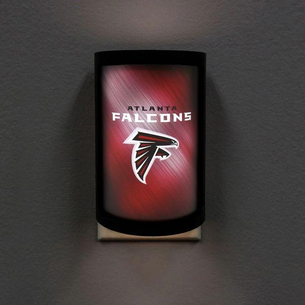 Atlanta Falcons LED Motiglow Night Light NFL Party Animal