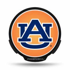 Auburn Tigers LED Window Decal Light Up Logo Powerdecal NCAA