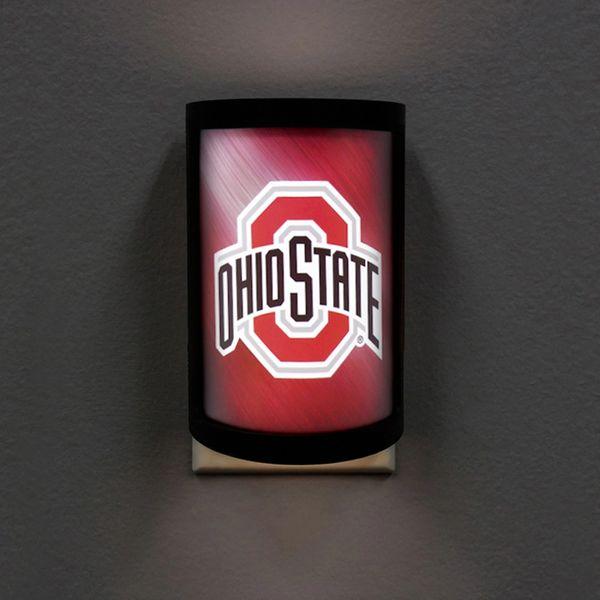 Ohio State Buckeyes LED Motiglow Night Light NCAA Party Animal