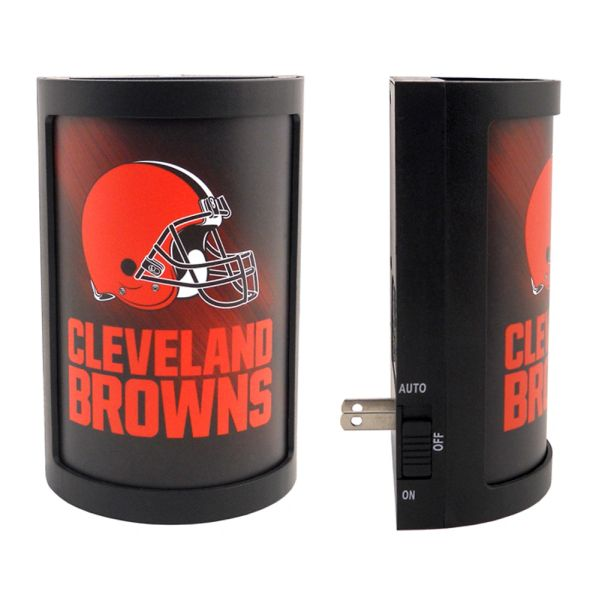 Cleveland Browns LED Motiglow Night Light NFL Party Animal