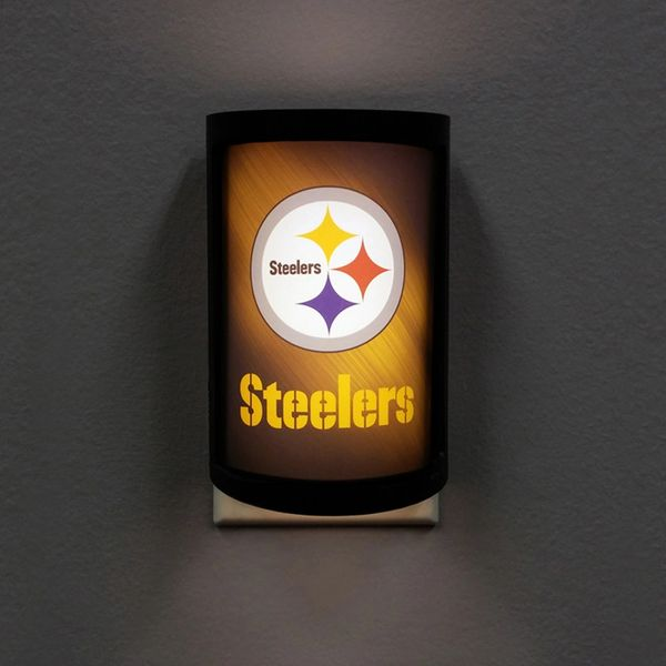 Pittsburgh Steelers LED Motiglow Night Light NFL Party Animal
