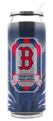 Boston Red Sox Insulated Stainless Steel Thermo Can Travel Tumbler MLB