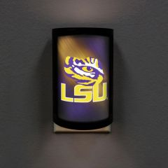 LSU Tigers LED Motiglow Night Light NCAA Party Animal