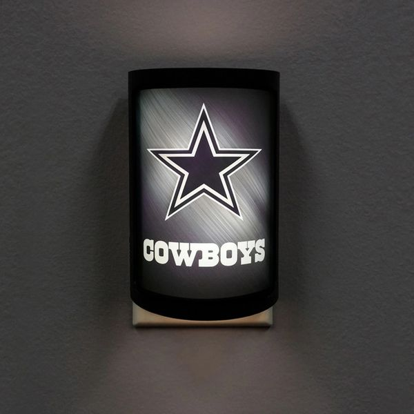 Dallas Cowboys LED Motiglow Night Light NFL Party Animal