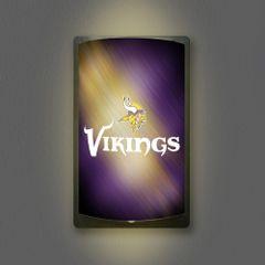 Minnesota Vikings Motiglow Light Up Wall Sign NFL Party Animal