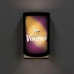 Minnesota Vikings LED Motiglow Night Light NFL Party Animal