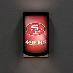 San Francisco 49ers LED Motiglow Night Light NFL Party Animal