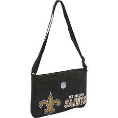 New Orleans Saints Ladies Mini Jersey Purse NFL