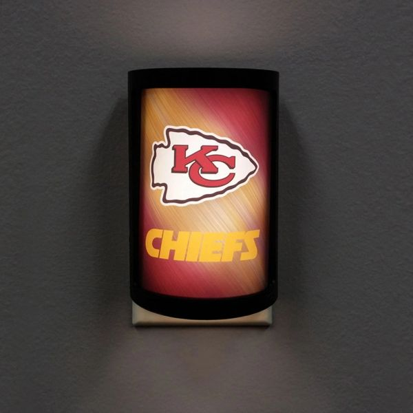 Kansas City Chiefs LED Motiglow Night Light NFL Party Animal