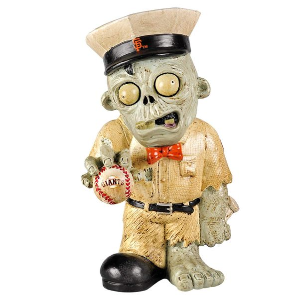 MLB San Francisco Giants Resin Thematic Zombie Figurine