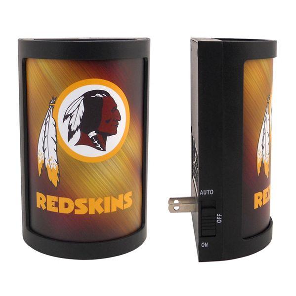 Washington Redskins LED Motiglow Night Light NFL
